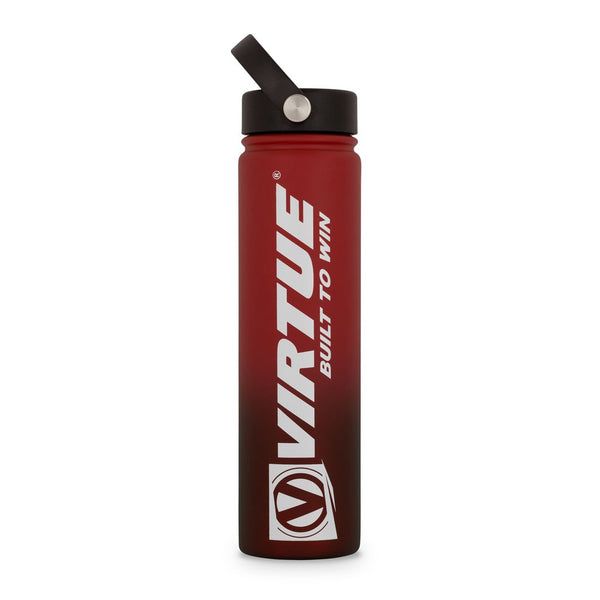 zzz - Virtue Stainless Steel 24Hr Cool Water Bottle - Red
