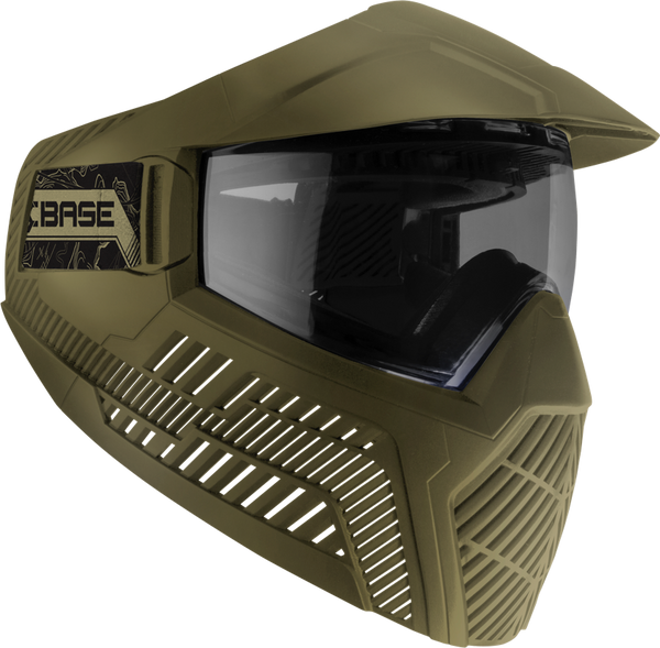 zzz - Base Operator Goggle - Thermal Lens Mask - FDE