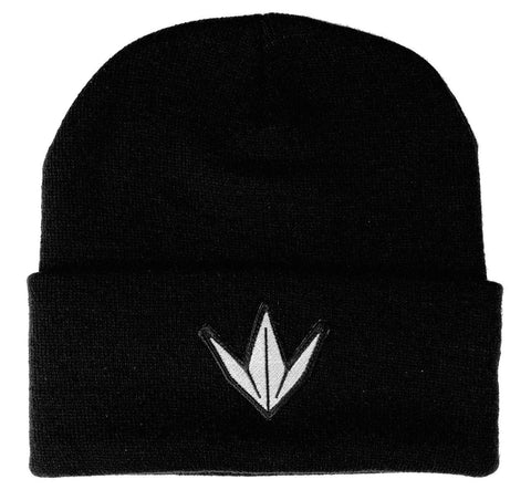 Bunkerkings Beanie - Crown Folded