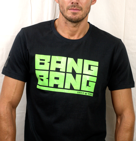 Bunkerkings Bang Bang T Shirt - Navy