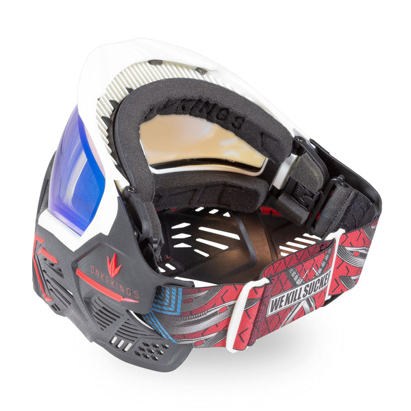 zzz - Bunker Kings - CMD Goggle - Patriot Knives