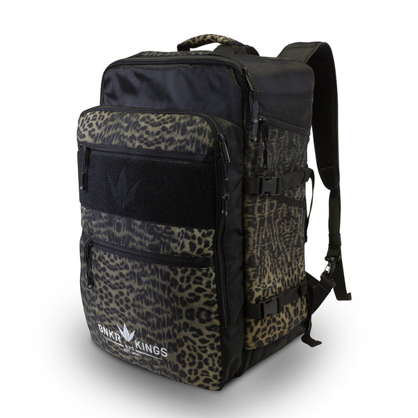 Bunkerkings Supreme Gear Backpack - Leopard