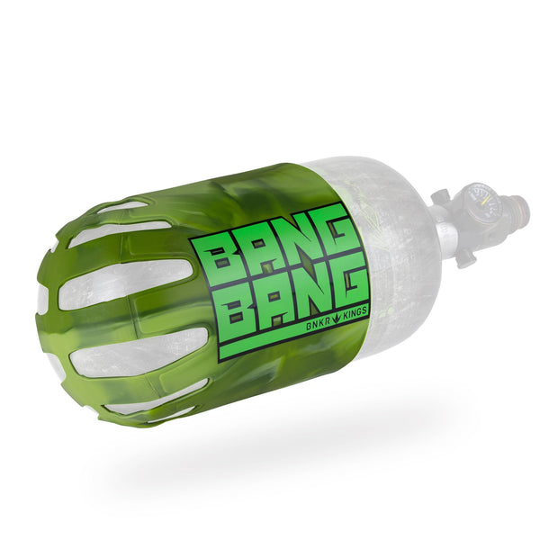 Bunkerkings - Knuckle Butt Tank Cover - BangBang - Camo