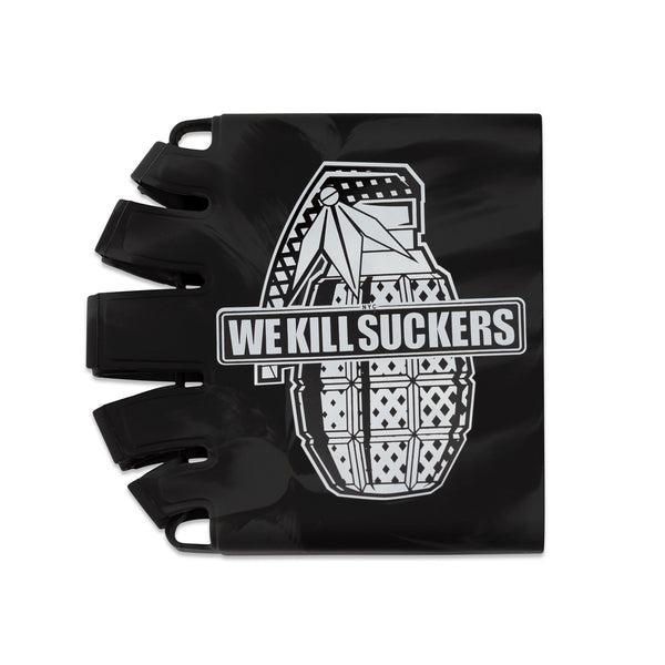Bunkerkings - Knuckle Butt Tank Cover - WKS Grenade - Black