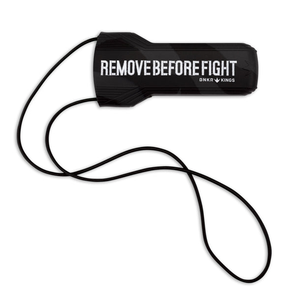 Bunkerkings - Evalast Barrel Cover - Remove Before Fight - Black