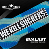 Bunkerkings - Evalast Barrel Cover - WKS - Cyan