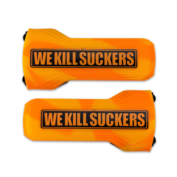 Bunkerkings - Evalast Barrel Cover - WKS - Orange