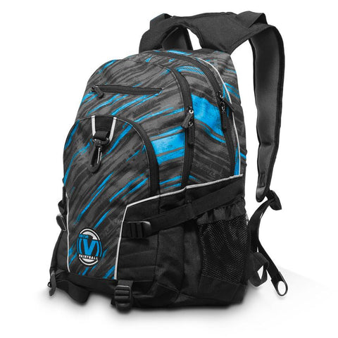 Virtue Wildcard Backpack - Graphic Cyan