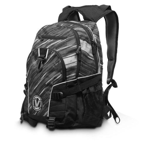 Virtue Wildcard Backpack - Graphic Black