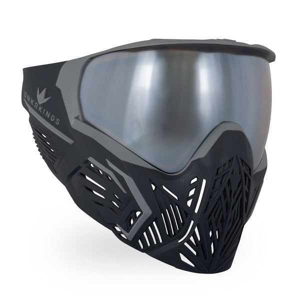 Bunkerkings - CMD Goggle - Black Panther