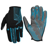 zzz - Bunkerkings Fly Paintball Gloves - Cyan