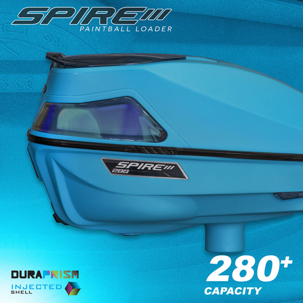 zzz - Virtue Spire III 280 Loader - Aqua Ice