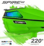 zzz - Virtue Spire III Loader - Lime Emerald