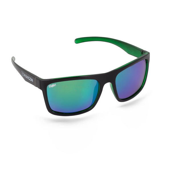Virtue v.Paragon Sunglasses - Polished Emerald Black