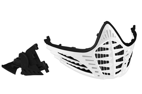 VIO Contour Facemask - Black/Black/White
