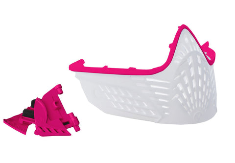 zzz - VIO Extend Facemask - Pink/White