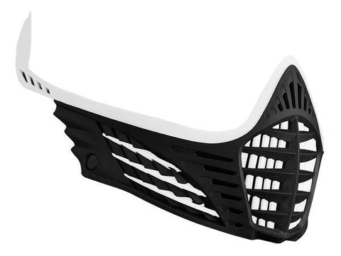 VIO Contour Facemask - White/White/Black