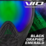 Virtue VIO Contour II - Graphic Black Emerald