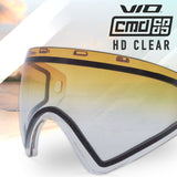 Bunkerkings CMD/VIO Lens - HD Clear