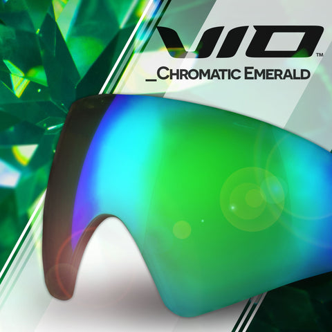 VIO Lens - Chromatic Emerald