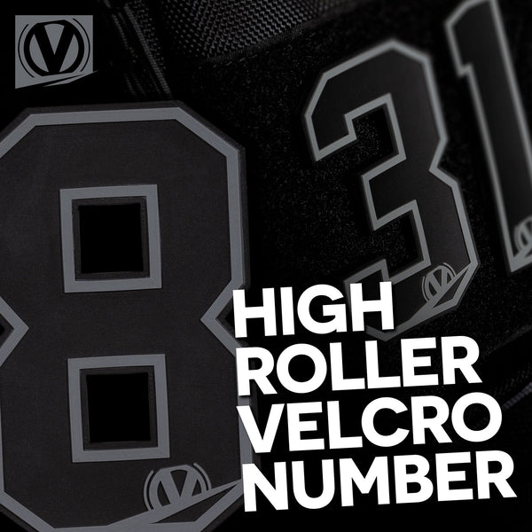 Velcro Rubber Patch - 8