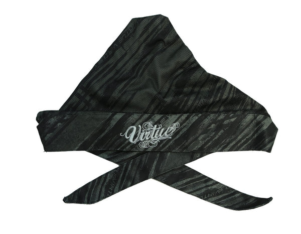zzz - Virtue Padded Headwrap - Graphic Black