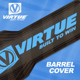 Virtue Silicone Barrel Cover - Cyan