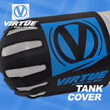 Virtue Silicone Tank Cover - Cyan
