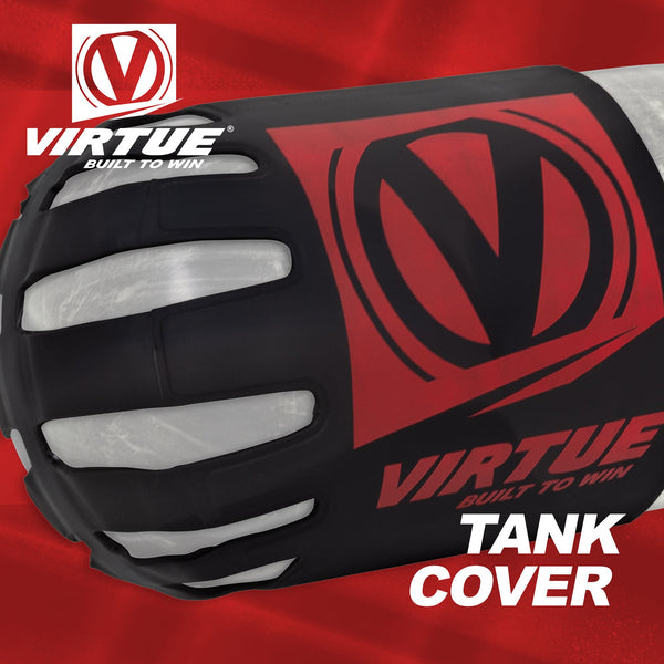 Virtue Silicone Tank Cover - Red