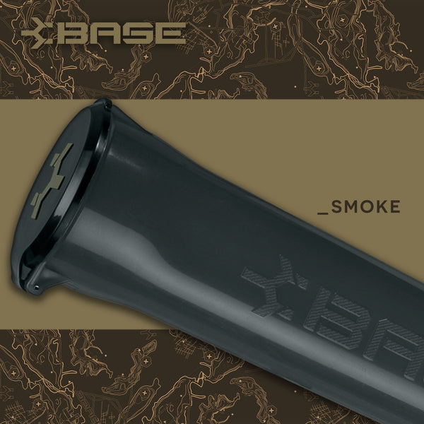 Base 150 Round Pods - 6 Pack - Smoke