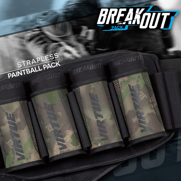Virtue Strapless Breakout Pack - 4+7 Reality Brush Camo