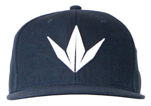Bunkerkings Snapback Cap - Crown / Navy