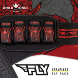 Bunkerkings Fly Pack - 4+7 - Red Tentacles
