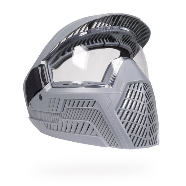 Base Single Anti-Fog Field Paintball Goggle - Slate