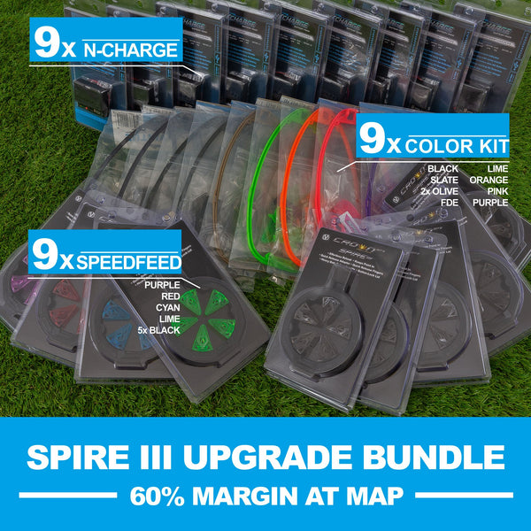 Virtue Spire III Upgrades Bundle (9 Pack)