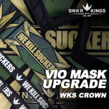 Bunkerkings VIO Mask Upgrade - WKS Crown