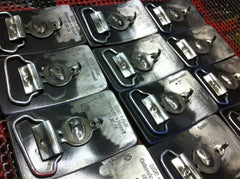 Stamped Buckles