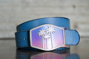 PALM TREE BUCKLE