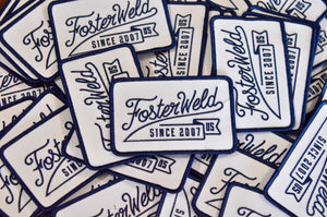 FOSTER WELD PATCH