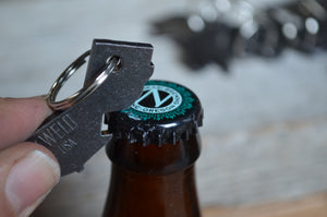 CALIFORNIA bottle opener key chain