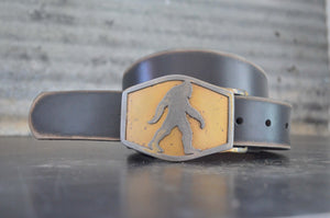 SASQUATCH buckle