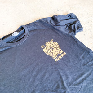 KEYSTONE SHIRT GOLD / BLACK