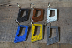 INDIANA KEYCHAIN BOTTLE OPENER