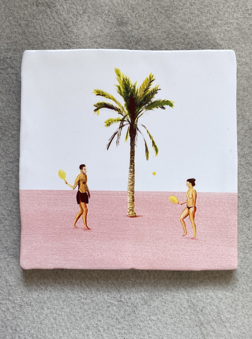 """On a Deserted Island"" Story Tile"