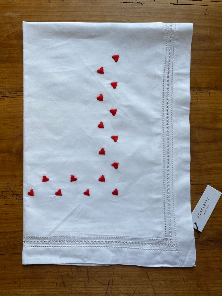 """Valentine"" Pillow Shams"