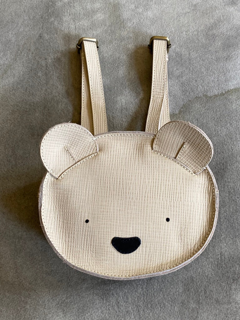 Little Polar Bear  Backpack