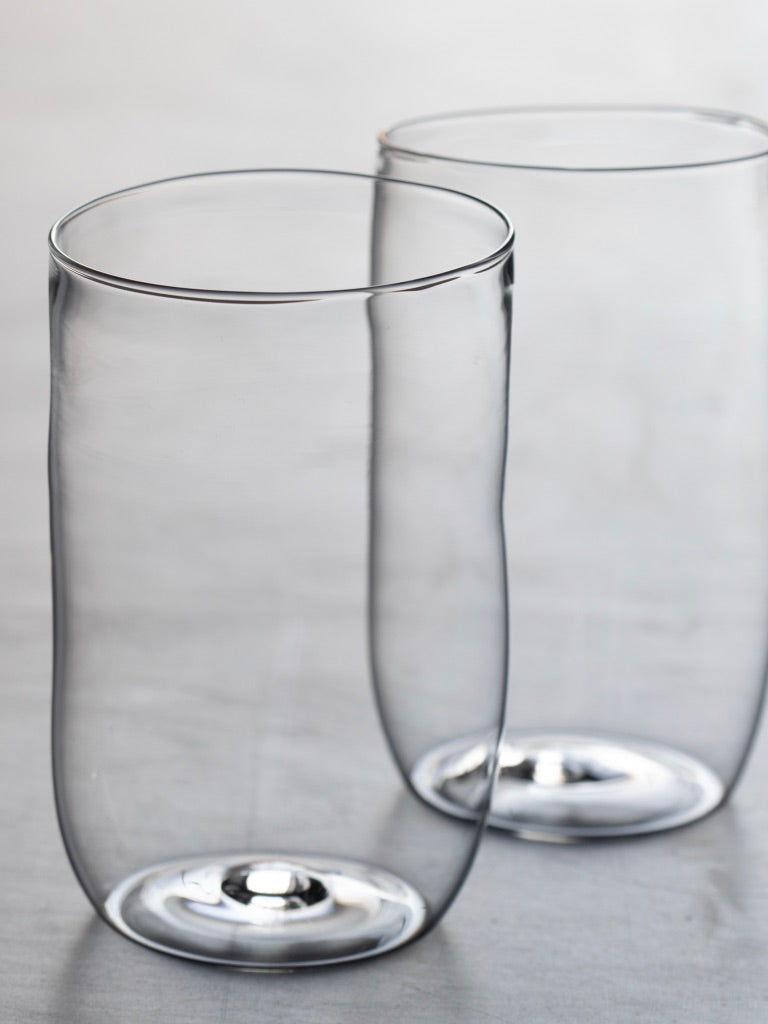 Malfatti Glassware Hand-Blown Cocktail Glasses