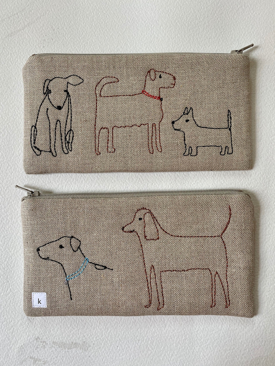 """Dogs"" Pouch - Small"