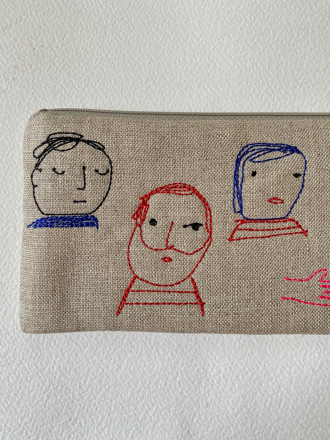 """Folks"" Pouch - Small"
