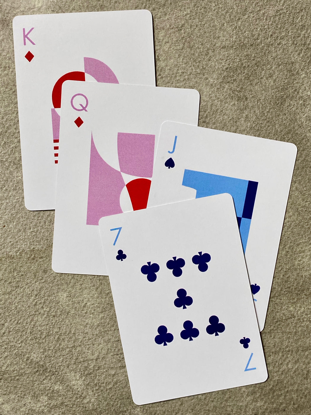 Moglea Playing Cards
